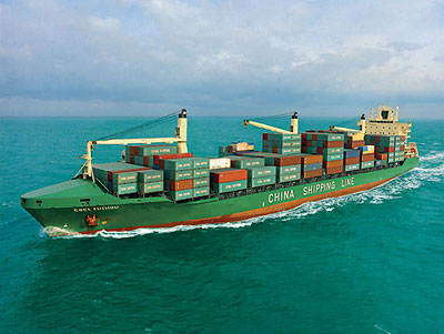 Sea-Freight Shipping